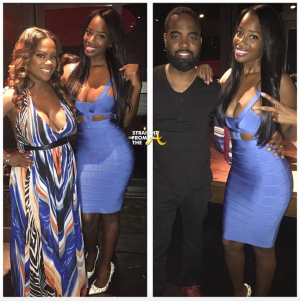 Shamea Morton Kandi and Todd Tucker