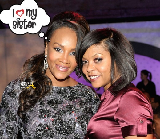 Vivica A Fox Taraji P Henson Empire