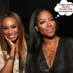 In The Tweets: #RHOA Kenya Moore Offers Take on Cynthia Bailey/Porsha Williams Fight…