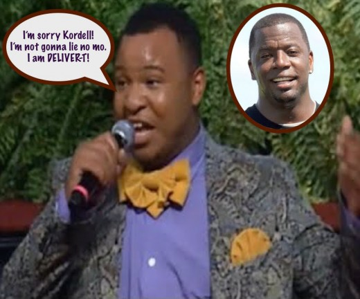 Lies, Fairytales & Fallacies! Andrew 'I'm Not Gay No More' Caldwall Retracts Statements About Kordell Stewart… [AUDIO]