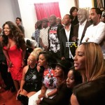 #RHOA Season 8 Cast Attends Demetria McKinney's 'Unnecessary Trouble' ft. Kandi Burruss Video Release Party… [EXCLUSIVE PHOTOS + BTS VIDEO]