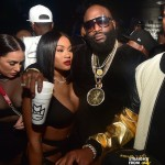 Boo'd Up – Rick Ross and Fianceè Lira Galore (Mercer) Party in Atlanta… [PHOTOS]