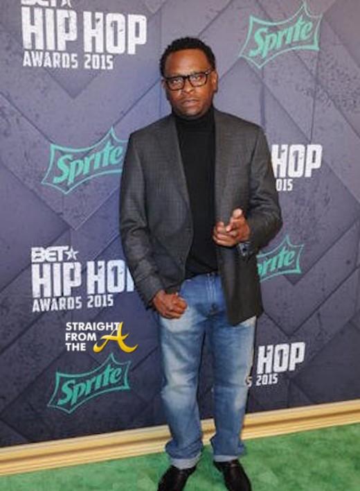 Scarface 2015 BET Hip Hop Awards 3