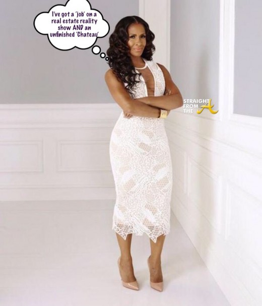 Sheree Whitfield RHOA 2015