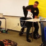 Caught On Tape: Officer Body Slams High School Student… [VIDEO] #AssaultAtSpringValleyHigh