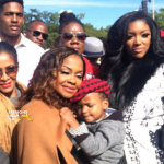 #RHOA Phaedra Parks, Porsha Williams & Sheree Whitfield Support The Million Man March… (PHOTOS)
