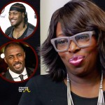 WTF?! Angie Stone Turned Down Dating Idris Elba?!? 'Wasn't Checking For Him Like That'… [VIDEO]