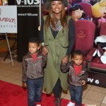 #RHOA Phaedra Parks, Ludacris, Monyetta Shaw & More Attend 'The Peanuts Movie' Screening… [PHOTOS]