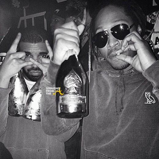 Drake Future Ace of Spades