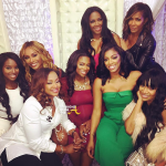 #RHOA Kandi Burruss-Tucker Treated to Two Extravagant Baby Showers + Reveals 'It's a BOY!'… [PHOTOS]
