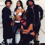 KeKe Palmer Dresses As Aaliyah for Halloween + Recreates 'Try Again' Video… [PHOTOS + VIDEO]
