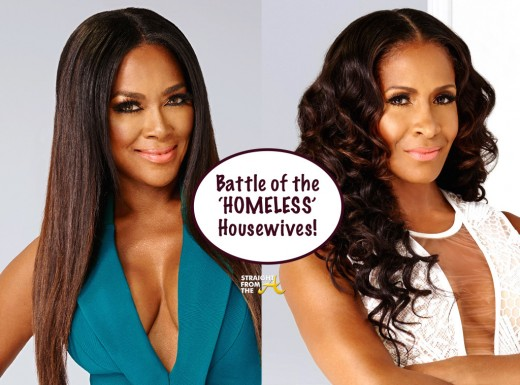 Kenya Moore vs. Sheree Whitfield