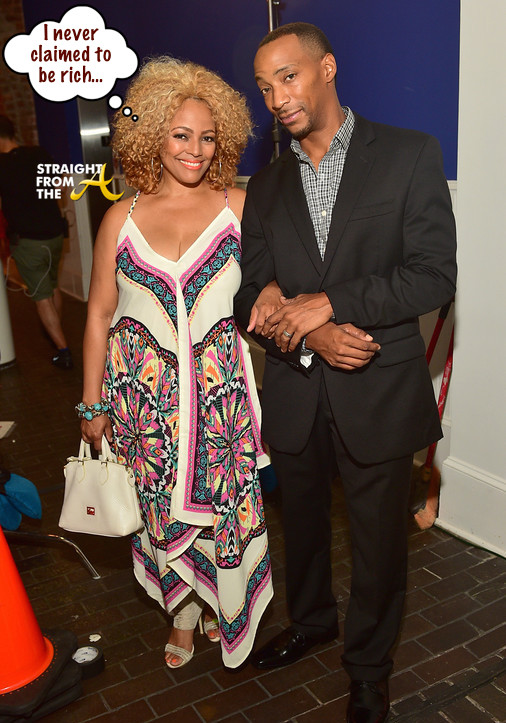They Say: Kim Fields Joined #RHOA Because She Desperately Needed the Dough…