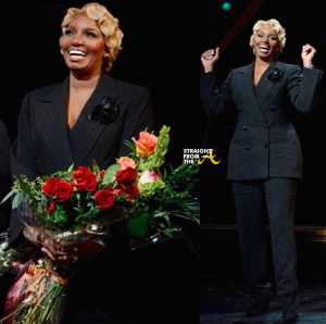 #RHOA Nene Leakes Celebrates 'Chicago' Broadway Debut With Family & Friends… [PHOTOS]