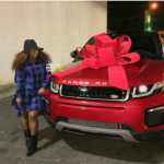 Celebrity Kids: Reginae Carter Scores Range Rover for 17th Birthday… [PHOTOS]