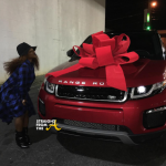 Celebrity Kids: Lil Wayne's Daughter Reginae Scores Range Rover for 17th Birthday… [PHOTOS]