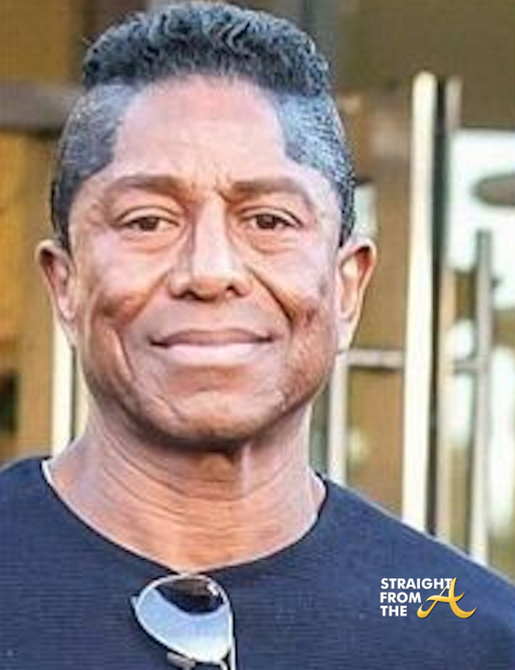 Pick One Jermaine Jackson S Hairline Vs His Bulging
