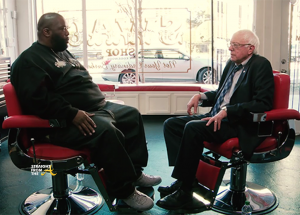 Killer Mike Bernie Sanders 2