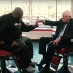 WATCH THIS! Killer Mike Interviews Democratic Candidate Bernie Sanders… [VIDEO]