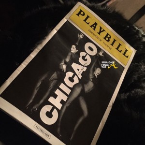 Nene Leakes Chicago Playbill