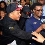 Rapper T.I. Walmart Surprise 3