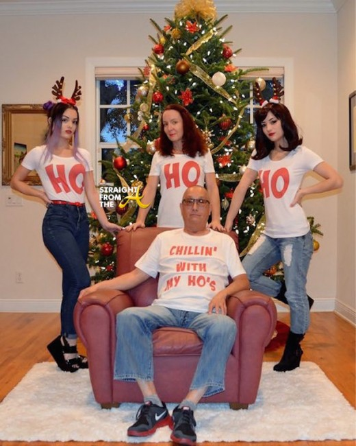 yoshia family Ratchet Christmas Card 3