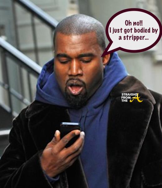 Kanye Phone SFTA 1
