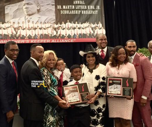 Kim Fields Phaedra Parks Omari Hardwick Representative Wilson 2016