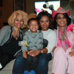 The Do-Over! #RHOA Phaedra Parks & Kim Fields Spend #MLKDay with Rep. Frederica Wilson…