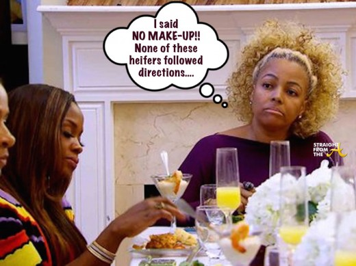 Kim Fields RHOA 1