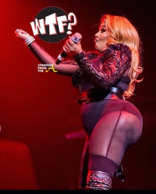 Lil Kim 2016 WTF