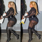 Instagram Flexin: Lil Kim's Response to 'Photoshopped' Photo Scandal: 'Kiss My A**!'…