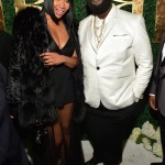 Marlo Hampton Rick Ross