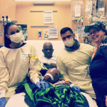 Russell Wilson Ciara Seattle Childrens Hospital 2016 2