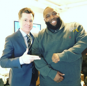 Stephen Colbert Killer Mike 2