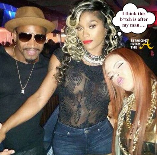 Stevie J Joseline Hernandez Faith Evans