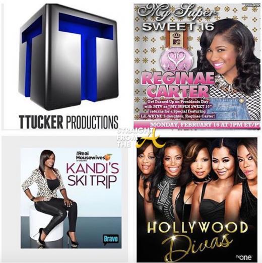 TTucker Production Credits 2015