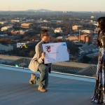 Atlanta Man Has 'Twitter-Themed' Proposal After Meeting His Love Online… [PHOTOS]