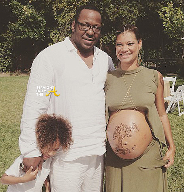 Bobby Brown Expecting His 7th Child…