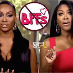 Cynthia Bailey vs. Kenya Moore: The 'BFF' Debate + Kenya 'Apologizes' to Kim Fields… #RHOA