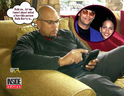 David Justice Blasts Halle Berry (AGAIN!) + Seeks Response From His Ex in Latest Interview… [VIDEO]