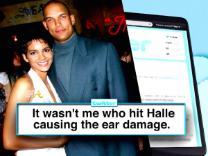 Halle Berry David Justice Twitter