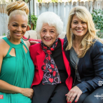 Kim Fields Charoltte Rae Lisa Welchel Facts of Life 2016