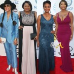 NAACP Image Awards Red Carpet 1