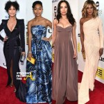 'Fashion Queen' Derek J. Reviews The 2016 NAACP #ImageAwards Red Carpet… [PHOTOS]
