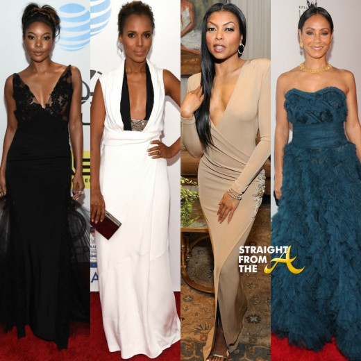 'Fashion Queen' Derek J. Reviews The 2016 NAACP #ImageAwards Red Carpet… [PHOTOS]