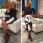 NENE LEAKES FASHION POLICE 2