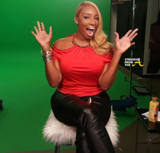 #RHOA Nene Leakes Addresses 'Backstabber' Comments + Kenya Moore Stands By Her Statements… [VIDEO]