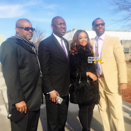 #RHOA Phaedra Parks Visits Flint, Michigan To Aid Water Crisis… [PHOTOS]
