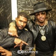 Usher & Future 2016